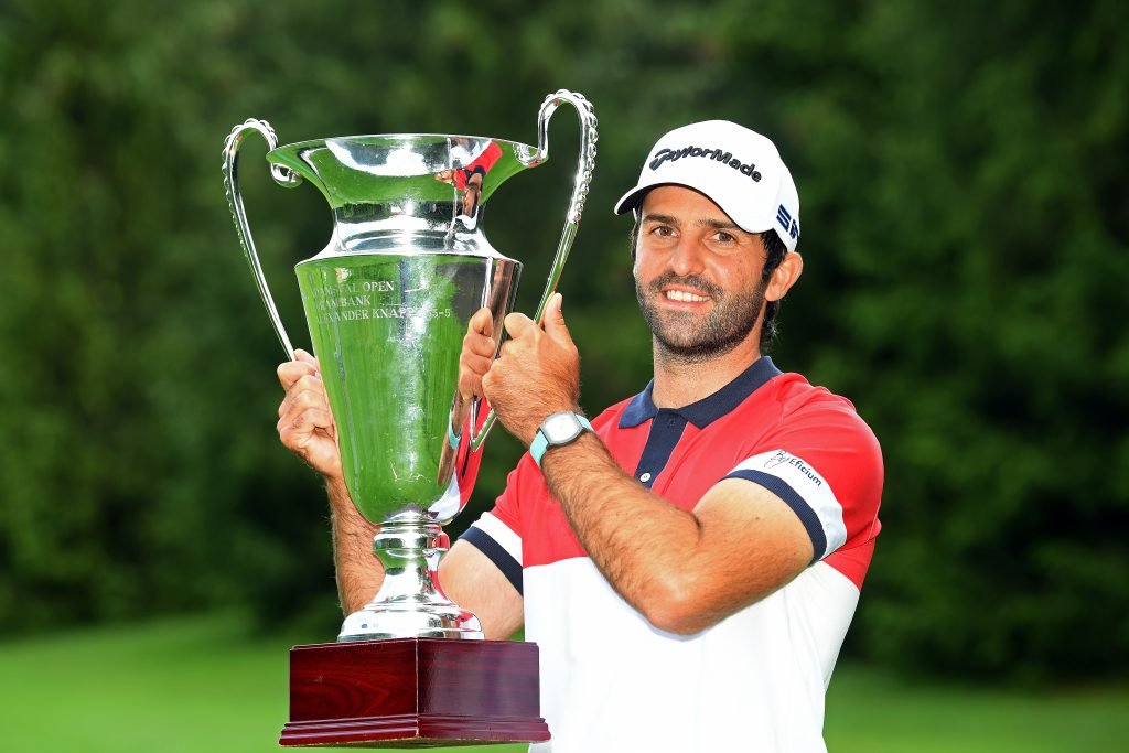 JOËL Stalter claimed his first European Tour win in the 2020 Euram Bank Open, played at Golf Club Adamstal, in the Austrian Alps