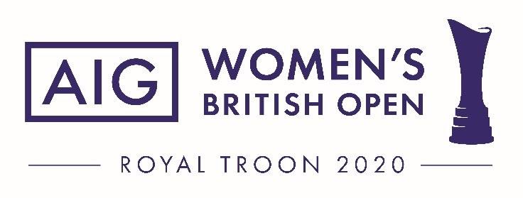 AIG Women's British Open logo