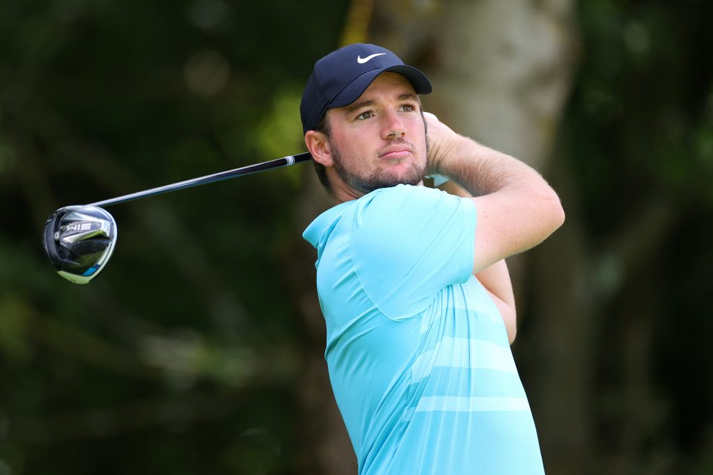 Hero Open winner Sam Horsfield who hopes to secure his US Open debut with another strong performance at the 2020 English Championship at Hanbury Manor