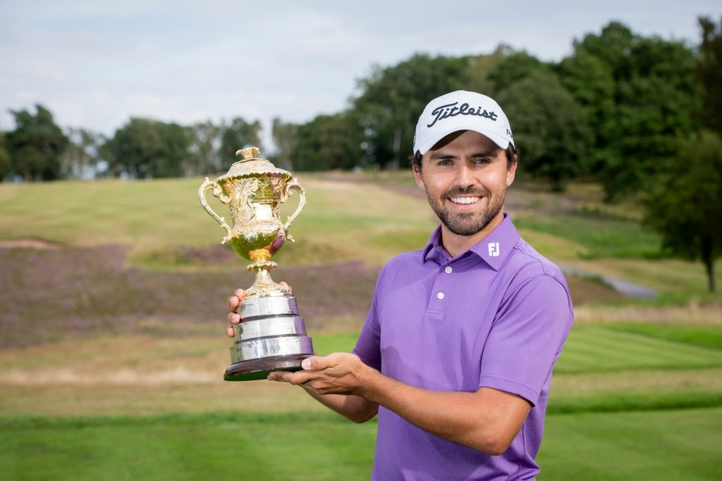 France's 2020 Brabazon Trophy winner David Ravetto
