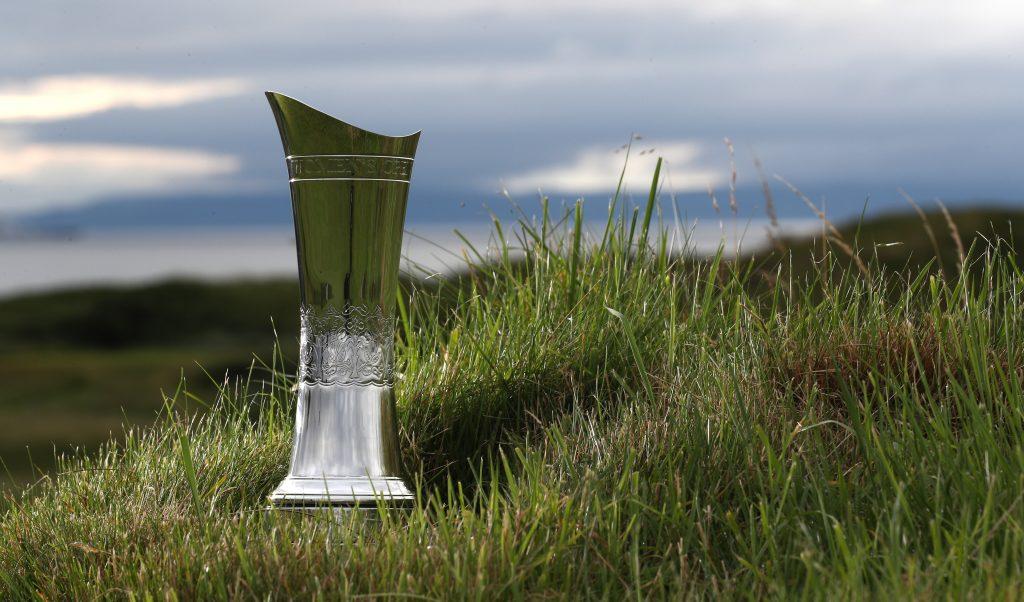 The AIG Women's British Open trophy
