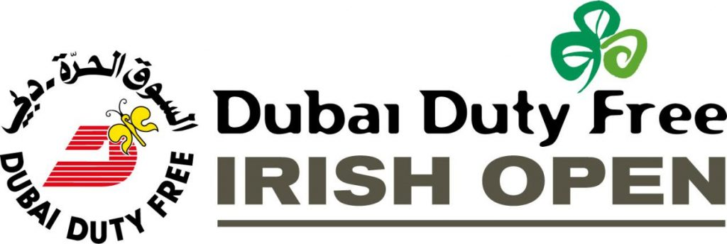 Dubai Duty Free sposnors the European Tour's Irish Open