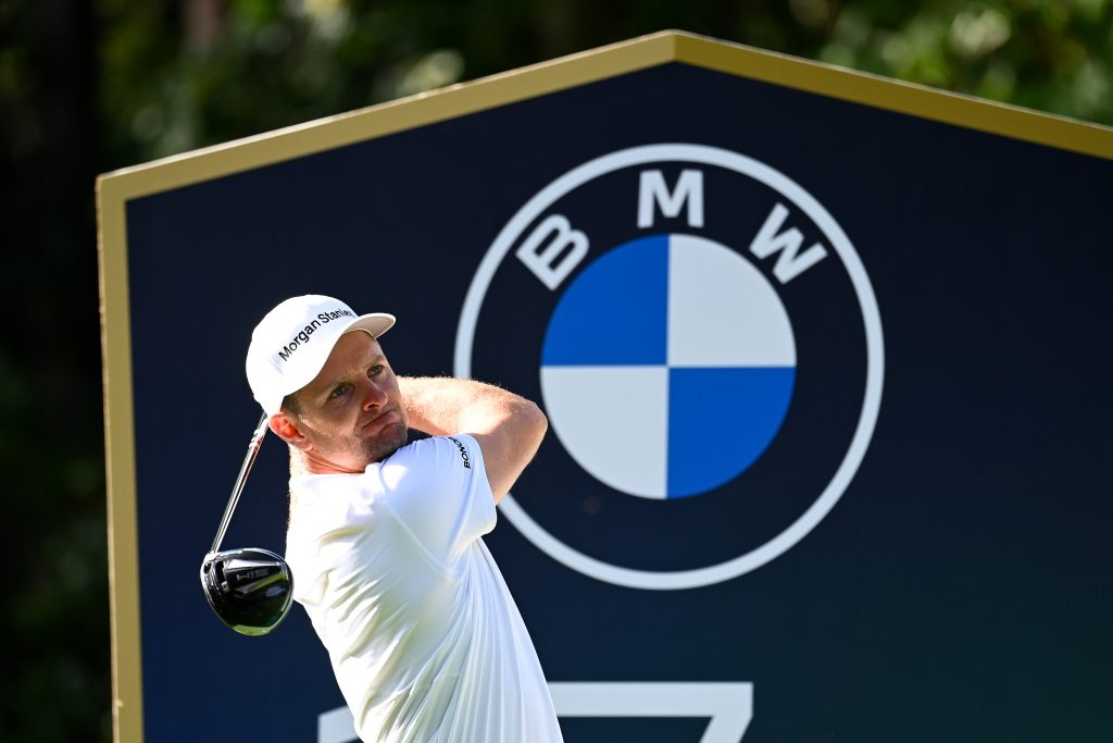 Justin Rose is two behind Tyrell Hatton after a 68 in the first round of the 2020 BMW PGA Championship at Wentworth