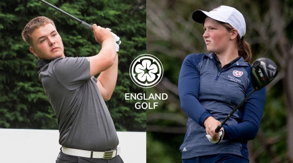 England Golf will stage its first mixed-gender junior championship