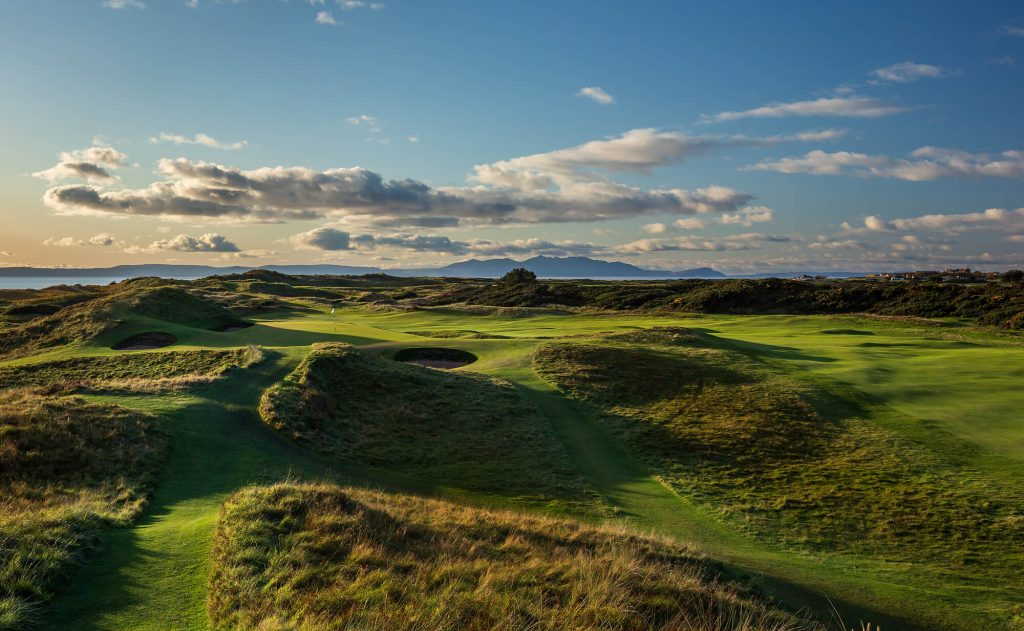The Postage Stamp at Royal Troon