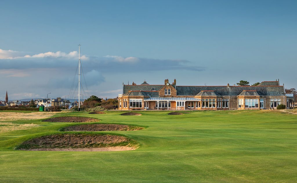 Royal Troon will host the 2024 Open