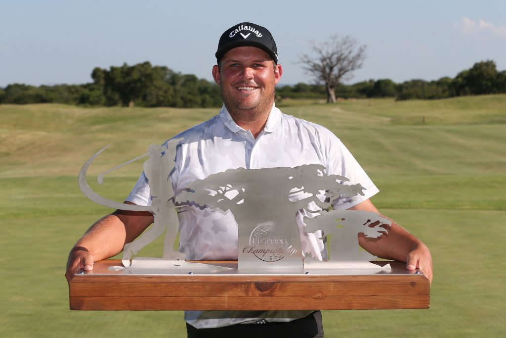 J C Ritchie won the first event of the Challenge Tour's 2020 South African Swing – the Limpopo Championship